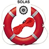 SOLAS Rettungsring 4 Kg mit 30 Meter Wurfleine