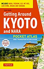 Image of Getting Around Kyoto and. Brand catalog list of Tuttle Publishing.