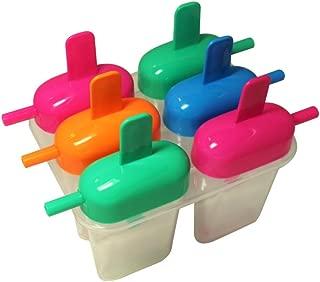 Ice Pop Maker Mold for Homemade Frozen Treats, Popsicles, Frozen Yogurt, Ice Cream, Novelties