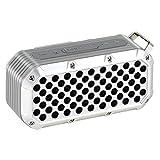 VisionsIndia Waterproof Bluetooth Speaker Portable Wireless Stereo Column Outdoor IPX5 Bass Speakers...