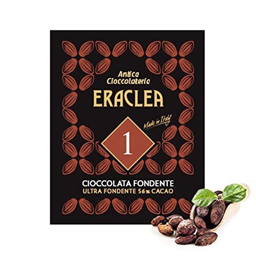 Busta monodose Cioccolata calda Eraclea (n°1 ULTRAFONDENTE 56%)