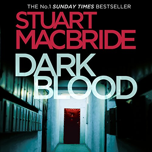 Dark Blood cover art