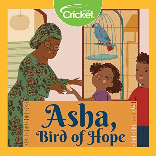 Asha, Bird of Hope Titelbild
