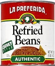 La Preferida Refried Beans, Authentic, 30-Ounce