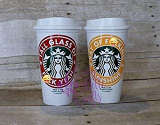 Funny Explicit Personalized s Reusable Plastic-16 Ounce Travel Mug