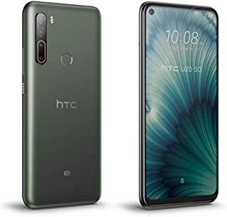 HTC U20 5G Mirage Green 256gb
