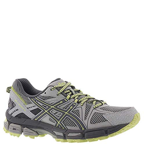 ASICS Womens Gel-Kahana 8 Running Casual Shoes, Grey, 6