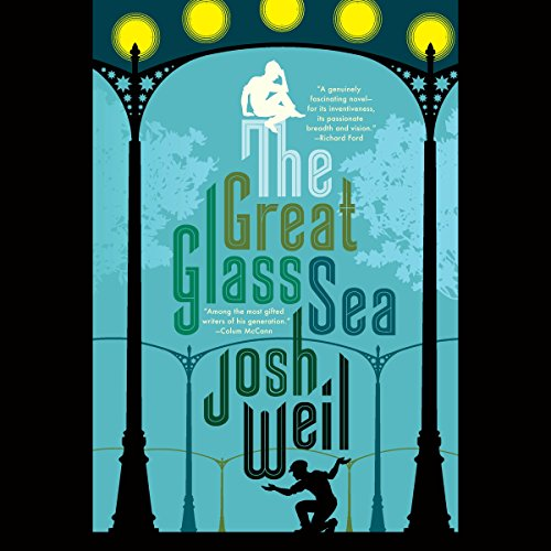 The Great Glass Sea audiobook cover art