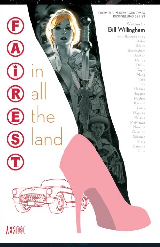 Fairest: In All The Land (English Edition)