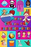 Meine ersten 100 Russischen Wörter: Russisch lernen für Kinder von 2 - 6 Jahren, Babys, Kindergarten | Bilderbuch : 100 schöne farbige Bilder mit Russischen und Deutschen Wörtern
