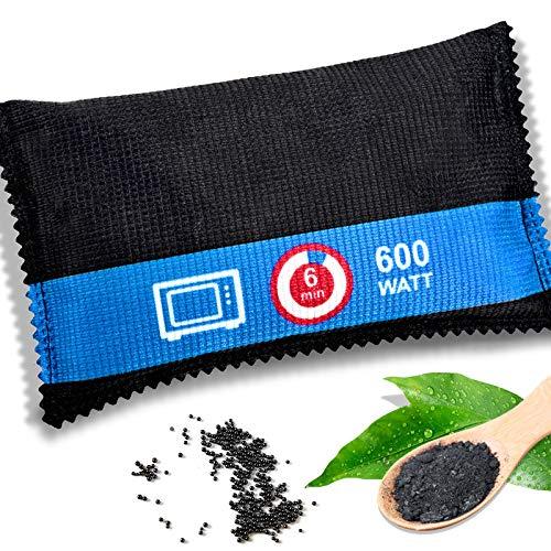 GOLDGE Ambientador Armario para Aire, Ambientador Armario Ropa Deshumidificador Ambientador Natural Eficaz Desodorante para Eliminar los Olores De Armario Cocina Zona de Mascotas (400G)