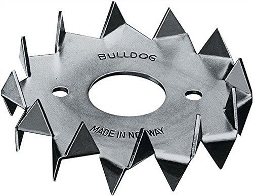 Simpson C1-50-B Bulldog C1-50 D 50/17 feuerverzinkt zweiseitiger Scheibendübel mit Zähne