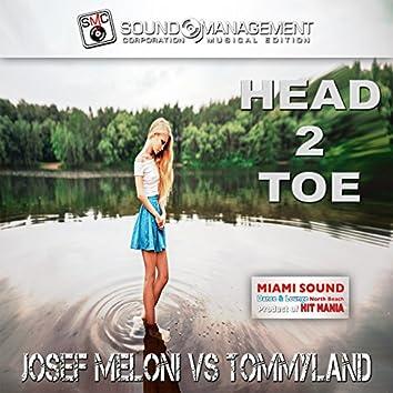 Head 2 Toe (Miami Sound Dance & Lounge, North Beach, Product of Hit Mania)