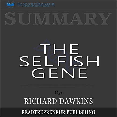 Summary: The Selfish Gene audiobook cover art