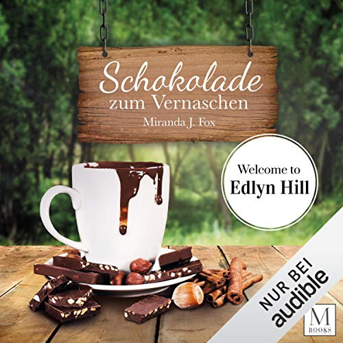 Schokolade zum Vernaschen     Welcome to Edlyn Hill 2              By:                                                                                                                                 Miranda J. Fox                               Narrated by:                                                                                                                                 Gabi Franke                      Length: 2 hrs and 56 mins     1 rating     Overall 5.0