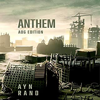 Anthem: AOG Annotated Edition cover art