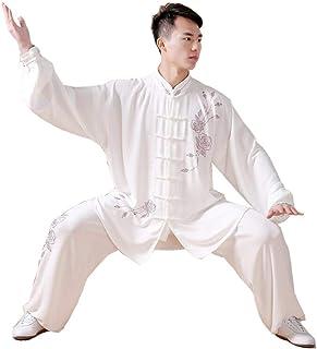 fwadu Tai Chi odzież dla kobiet mężczyzn miękkie luźne dopasowanie tai chi mundur Kungfu Odzież do jogi Wing Chun Shaolin ...