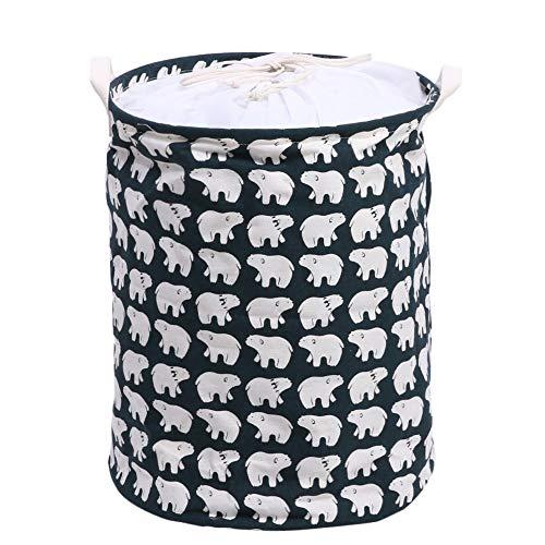 XIAOBAOZIXYL linnen vuile barrel Folding speelgoed opbergdozen creatieve wasdoos wasmand BH stropdas sokken opslag organisator Bin