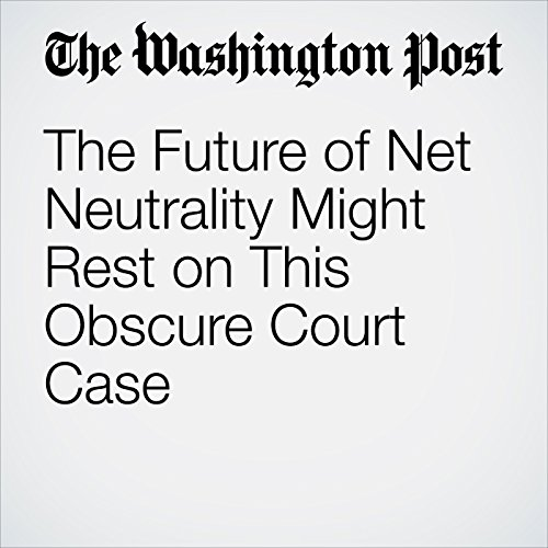 The Future of Net Neutrality Might Rest on This Obscure Court Case copertina