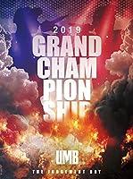 ULTIMATE MC BATTLE2019 GRAND CHAMPIONSHIP Blu-ray&DVD 【初回限定版】