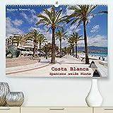 Costa Blanca - Spaniens weiße Küste (Premium, hochwertiger DIN A2 Wandkalender 2022, Kunstdruck in Hochglanz): Unterwegs an der Costa Blanca (Monatskalender, 14 Seiten )