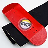 Peoples Republic P-Rep RED 34mm Wooden Fingerboard Deck