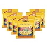 OvaEasy Dehydrated Egg Crystals – 4.5oz. (128g) Bag – Powdered Eggs Made From All-Natu...