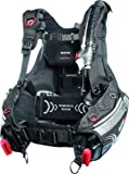Mares BCD Hybrid Mrs+ Man - Chaleco para Hombre, Color Negro, Talla XS-S