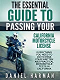 The Essential Guide to Passing Your California DMV Motorcycle License Tests (English...