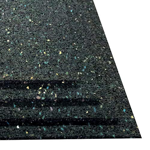 Bautenschutzmatte in 6mm, 8mm, 10mm, 12mm, 15mm und 20mm Mattengröße 115 x 230cm; 100 x 200cm und 100 x 170cm (6 mm; 115 x 230 cm)