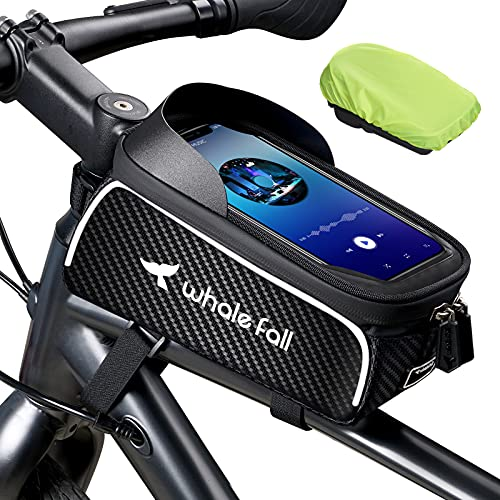 Supports 32 oz Sports Bottle Insulated Stem Feed Bag with Velcro Straps Easy Open Pouch with Aluminum Inner Material Bike Handlebar Cycling Attachment Bicycle Water Bottle Holder Bag
