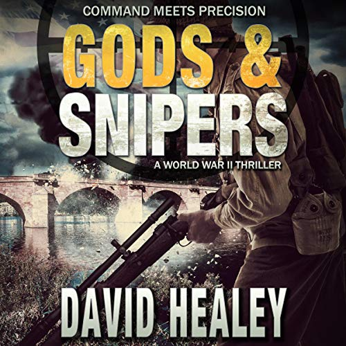 Gods & Snipers cover art