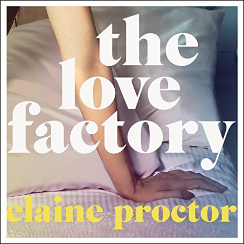 The Love Factory audiobook cover art
