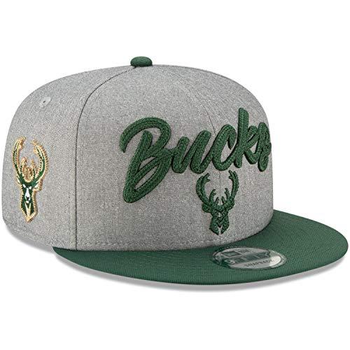 New Era - Berretto NBA 2020 Draft Milwaukee Bucks - M/L