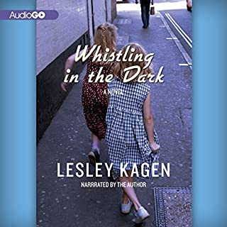 Whistling in the Dark audiobook cover art