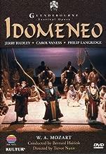 Mozart - Idomeneo / Trevor Nunn, Bernard Haitink - Langridge, Kenny, Vaness, Hadley, Glyndebourne Festival Opera