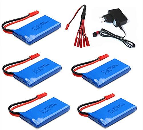 zjpvip218 V686 V686 V636 V626 V686K V686J RC Quadcopter Ersatzteile 3,7 V 780 mAh Batterie