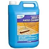 Bond-It Brick & Patio Acid based Cleaner - 5 Litre, A Powerful acid based cleaner that will remove cement and...