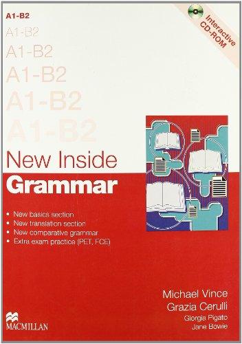 New inside grammar. Student's book. Per le Scuole superiori. Con CD-ROM