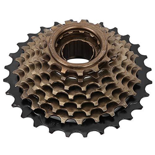 VGEBY1 Rueda Libre, Engranaje de Rueda Dentada de Cassette de 8 velocidades para Bicicleta de montaña de Carretera
