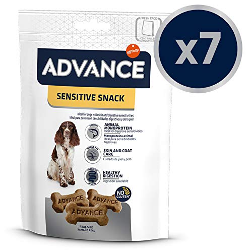 Advance Snacks Sensitive Snack para Perros- 1050 gr