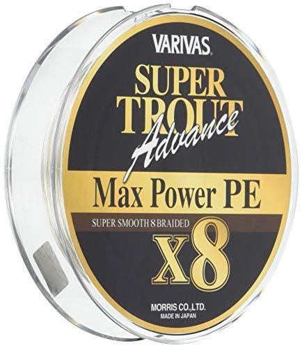 VARIVAS(バリバス) ライン スーパートラウトアドバンス マックスパワーPE X8 150m 0.6号