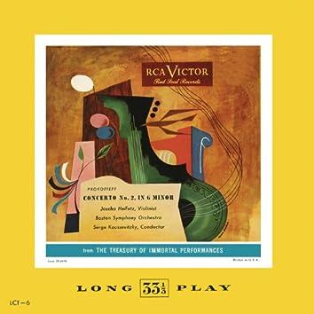 Prokofieff: Violin Concerto No. 2, Op. 63 in G Minor