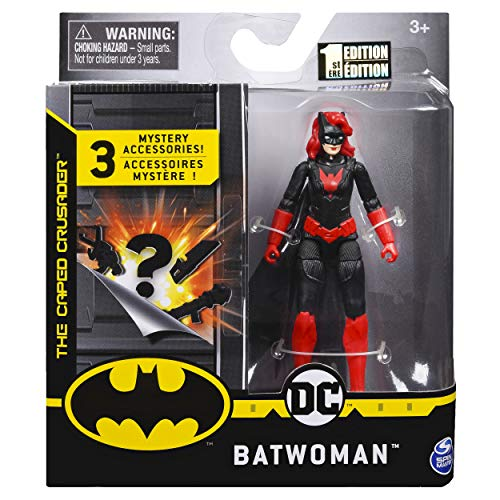 DC Batman 2020 Batwoman 4-inch Action Figure by Spin Master