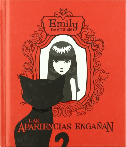 EMILY THE STRANGE 4. LAS APARIENCIAS ENGAÑAN (CÓMIC USA)