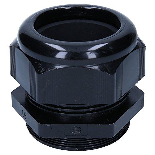 10 Stück Schlemmer 5308945 Kabelverschraubung M40x1,5 schwarz