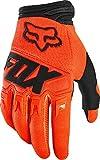 Yth Dirtpaw Glove - Race Flo Orange