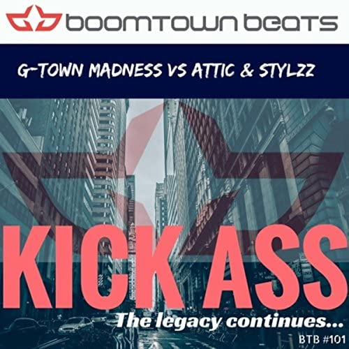 G-Town Madness & Attic & Stylzz