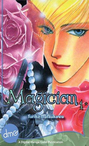 Magician Vol. 1 (Shojo Manga) (English Edition)