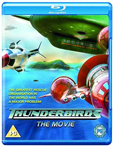 Thunderbirds - The Movie [Blu-ray]
